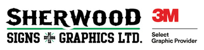 Sherwood Signs & Graphics - Penticton & Okanagan